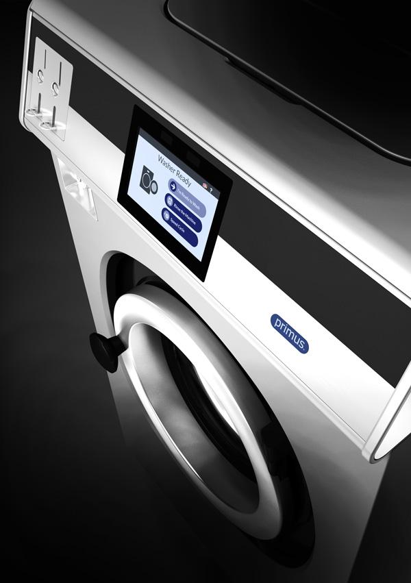 Self-service Laundromats
