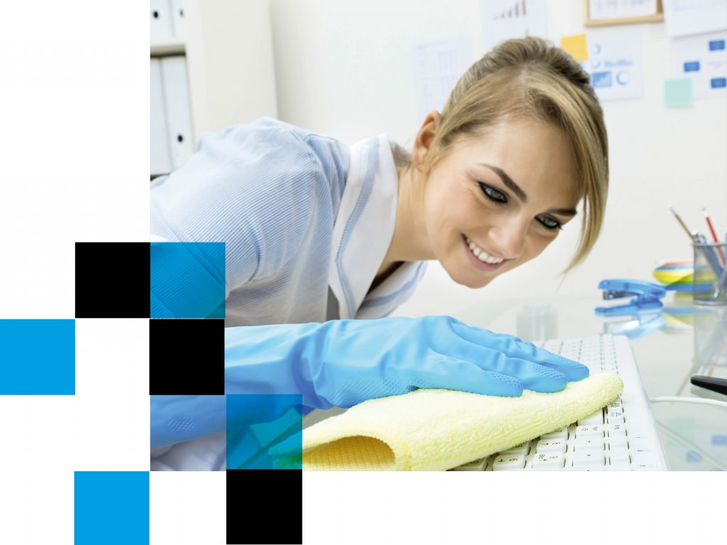 Facility management: clean more & faster