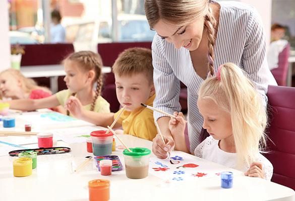 儿童护理设施