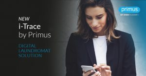 i-Trace by Primus, the new Digital Laundromat Solution