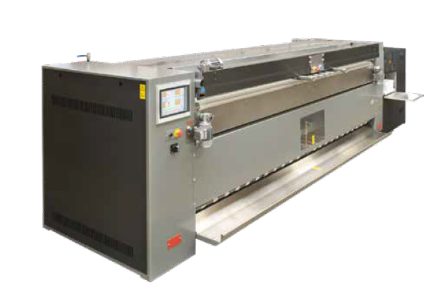 ACL line feeder, folder & stacker