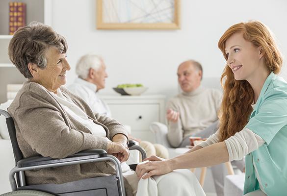 Maison de retraite, résidence autonomie