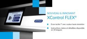 Nouveauté produit : XControl FLEX
