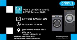 Feria HOST Milano 2019