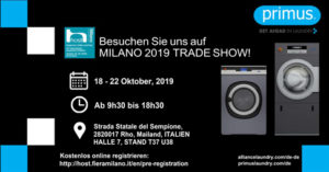 Messe HOST Milano Oktober 18-22 2019