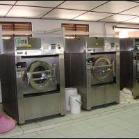 Luxury resort laundry