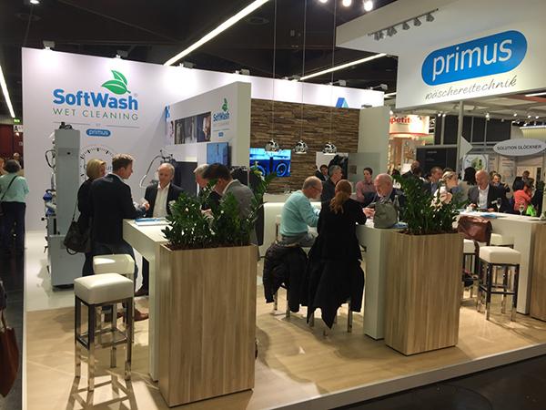 Primus® продолжает демонстрировать свои лидирующие позиции на специализированной выставке Altenpflege 2017